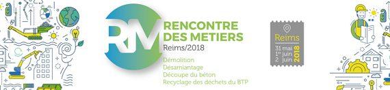 Rencontre des métiers Reims 2018 affiche