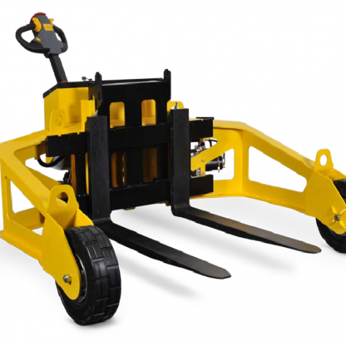 PT-1500 : Transpalette électrique Tout-terrain