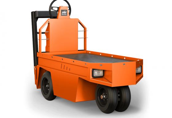 MS-260 : Chariot de magasinier électrique