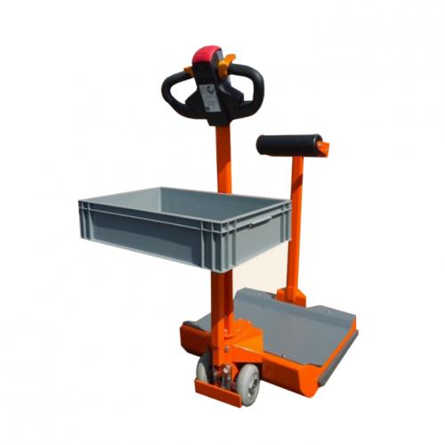 ELECTROSURF : Tracteur électrique auto-embarqué