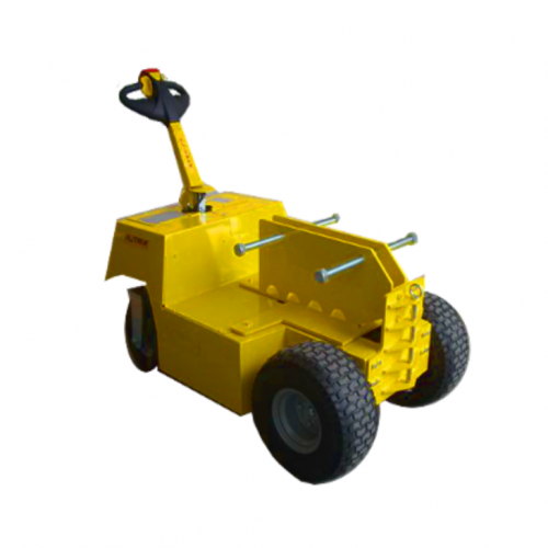 TT-3000P : Tracteur-pousseur électrique