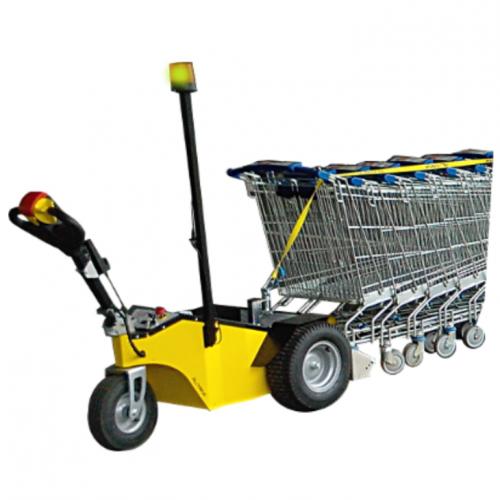 OT-950 : Tracteur-pousseur électrique pour chariots