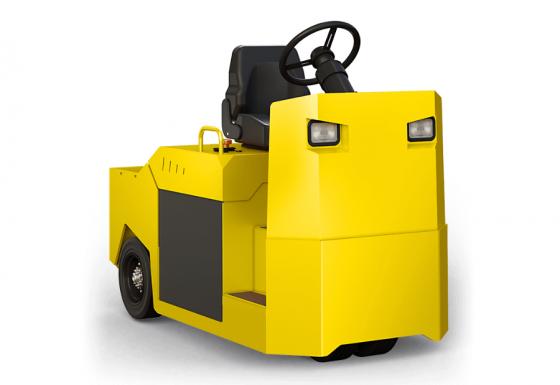 MT-340 : Tracteur de remorquage électrique