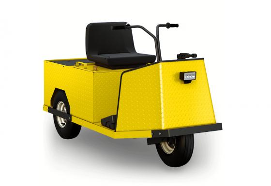MP-240 : Transporteur de passagers électrique