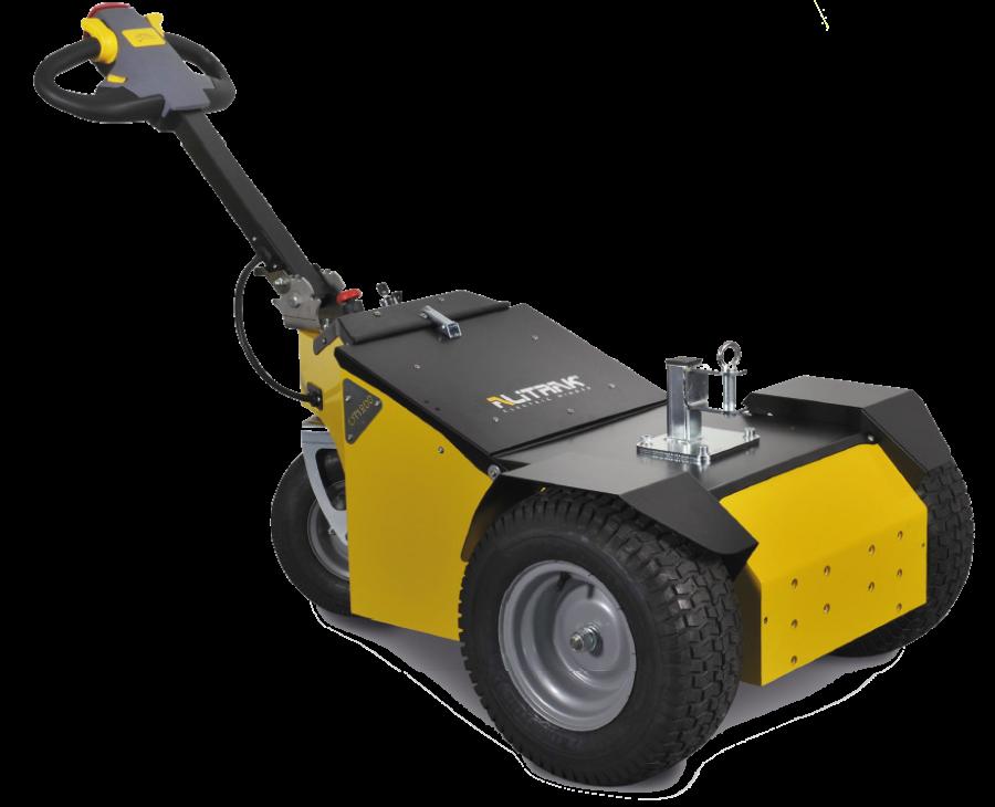 OT-1200 : Tracteur-pousseur électrique