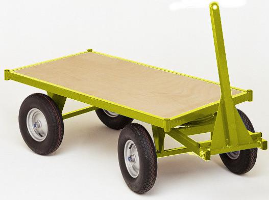 Catalogue de chariots et remorques